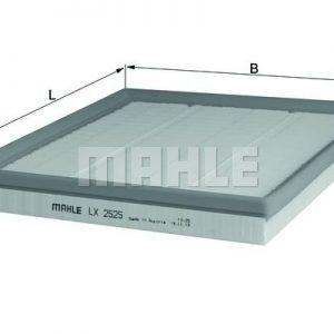 MAHLE ORIGINAL Air Filter