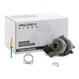 RIDEX REMAN CHARGER, CHARGING SYSTEM