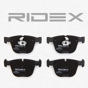 RIDEX Brake Pad Set
