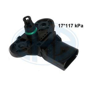 ERA sensor, intake manifold pressure